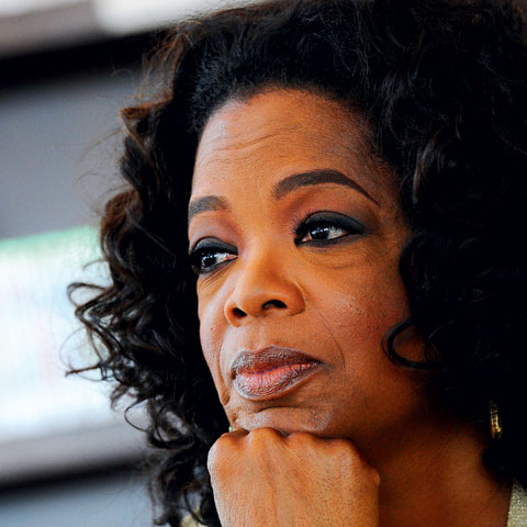 where is oprah winfrey from