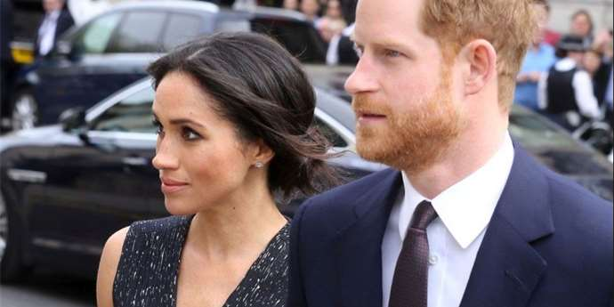Meghan a princ Harry