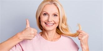 Máte zplihlé vlasy bez objemu  Možná děláte jednu z těchto chyb ... 8f0c269c06