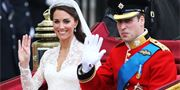 Kate Middleton a princ William se vzali 29. dubna 2011
