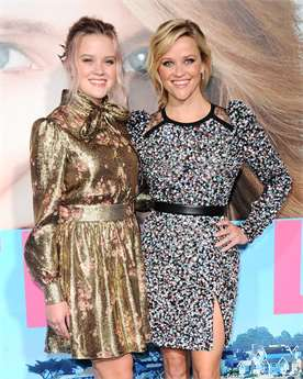 Reese Whiterspoon a Ava Phillippe