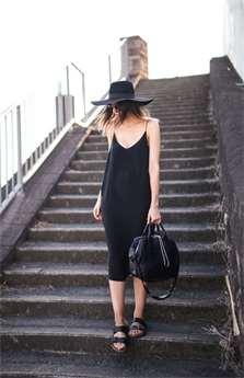 Jak v létě nosit černou barvu  10 tipů na skvělý styling – Dáma.cz cf6307b5f5